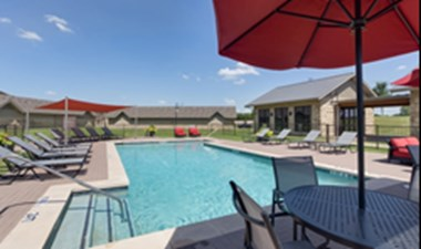 Pool at Listing #147026