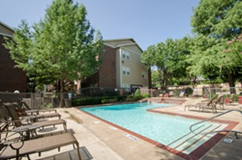 Pool at Listing #137781