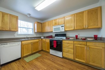 Kitchen at Listing #140719