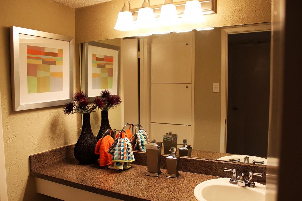 Bathroom at Listing #140922