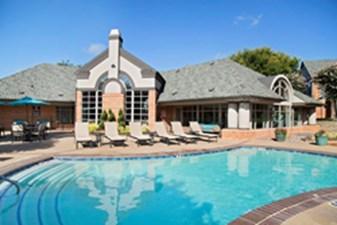 Pool at Listing #137840