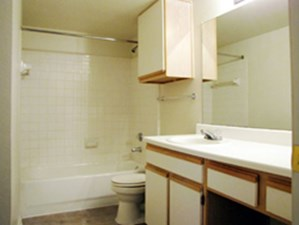 Bathroom at Listing #137612