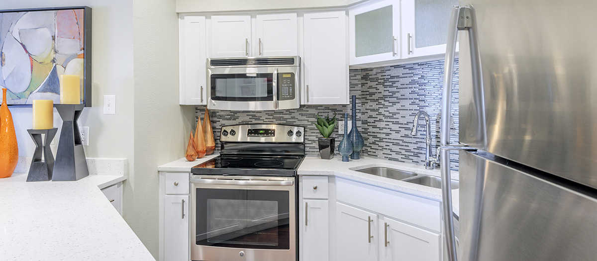 Kitchen at Listing #135736