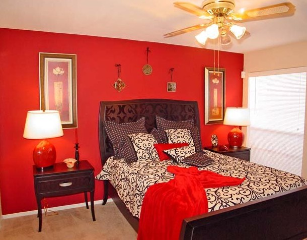 Bedroom at Listing #138639