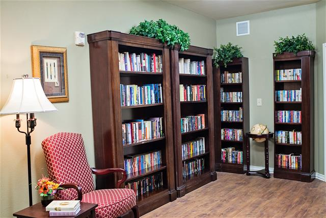 Library at Listing #144600