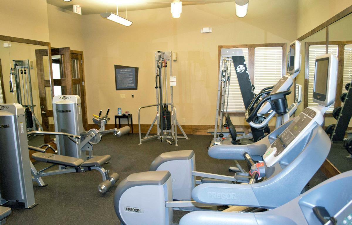 Fitness at Listing #145168