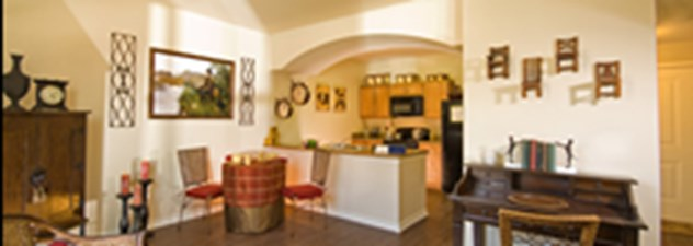 Dining/Kitchen at Listing #146192
