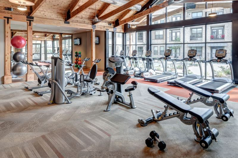 Fitness at Listing #236753
