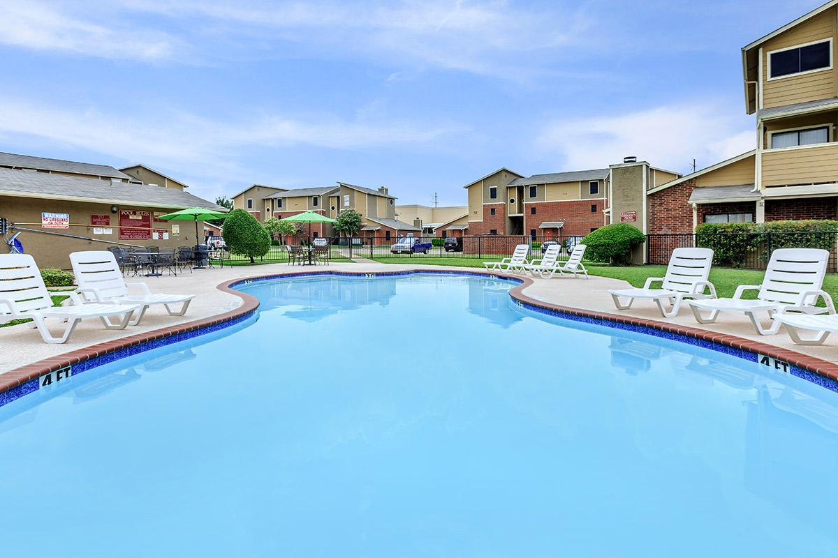 Pool at Listing #137953