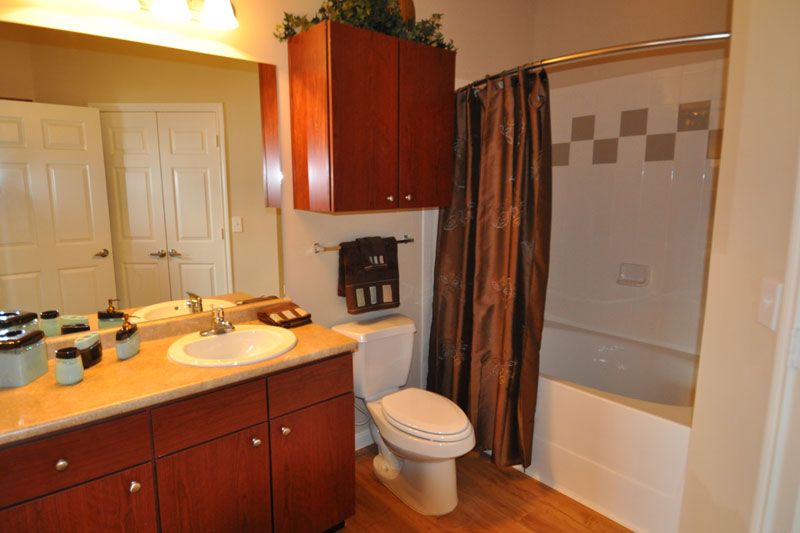 Bathroom at Listing #236754