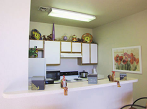 Kitchen at Listing #137613