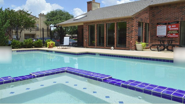 Pool at Listing #136719