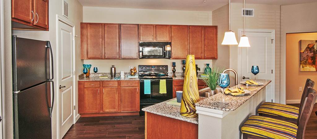 Kitchen at Listing #225882
