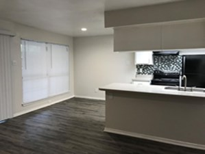Dining/Kitchen at Listing #296991