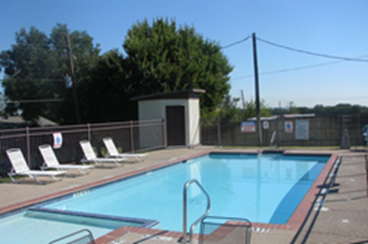 Pool at Listing #138059