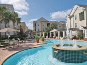 Pool at Listing #143452