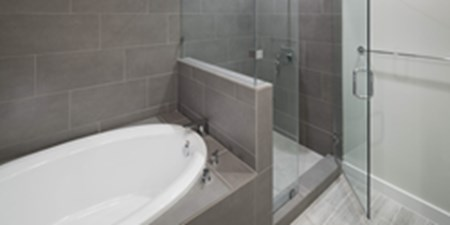 Bathroom at Listing #236591