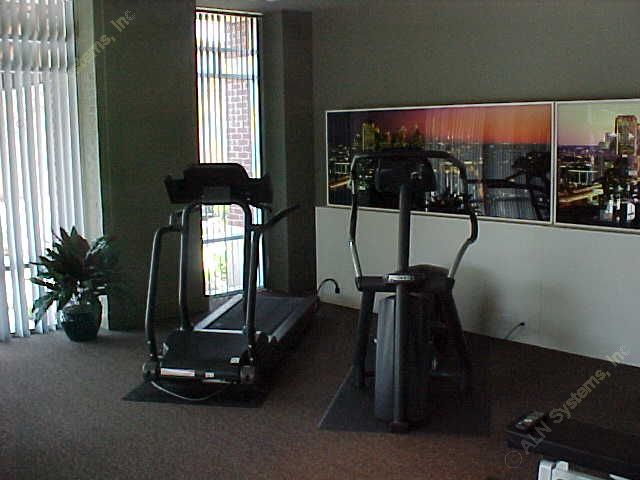Fitness Center at Listing #138009