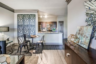 Dining/Kitchen at Listing #140656