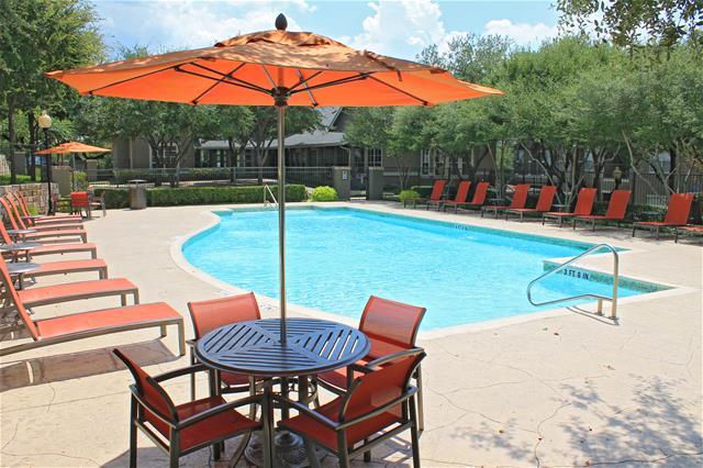 Pool at Listing #141381