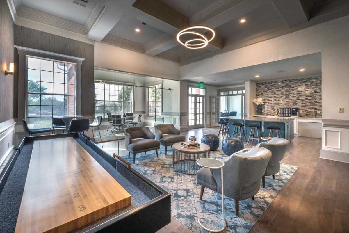 Clubhouse at Listing #137687