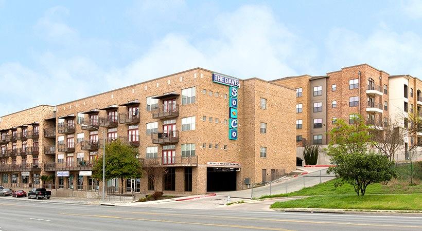 Davis SoCo Apartments Austin, TX