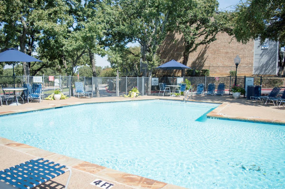 Pool at Listing #136860