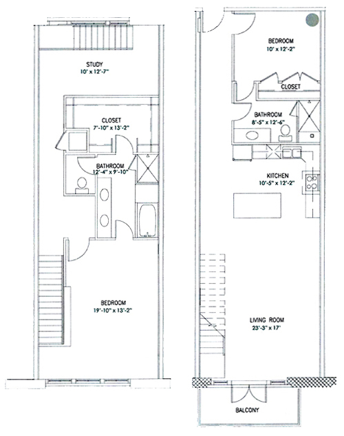 1,834 sq. ft. Sociable floor plan