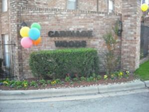 Entrance at Listing #138992