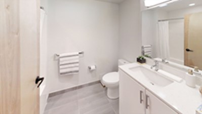 Bathroom at Listing #309765
