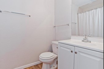 Bathroom at Listing #137197