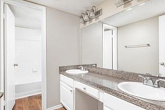 Bathroom at Listing #135739