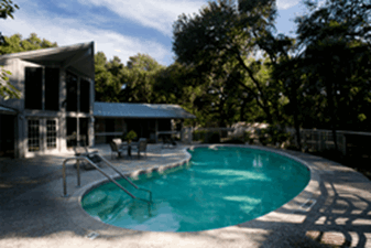 Pool at Listing #216894