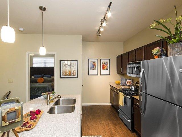 Kitchen at Listing #225969