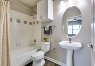 Bathroom at Listing #137744