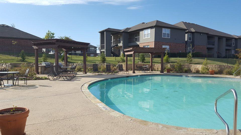 Pool at Listing #152237