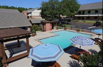Pool at Listing #130609