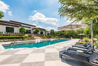 Pool at Listing #138088