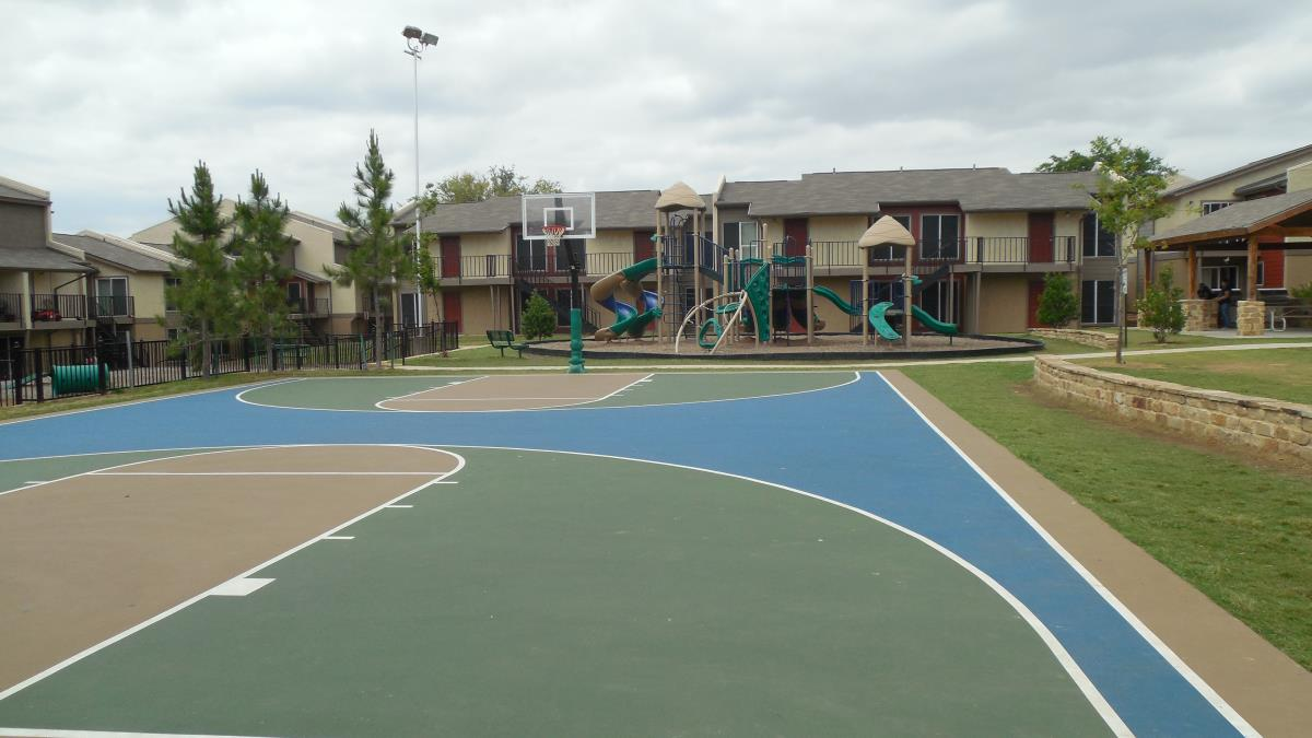 Playground/Basketball at Listing #136881