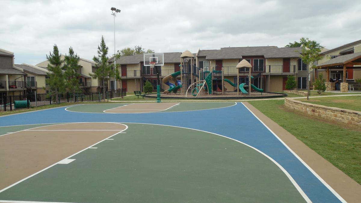 Playground/Basketball at Listing #136881