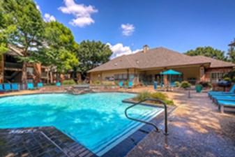Pool at Listing #135847