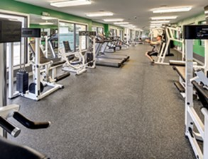 Fitness Center at Listing #147768