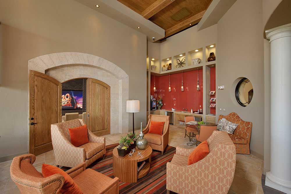 Clubhouse at Listing #151567