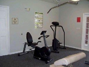 Fitness Center at Listing #144158
