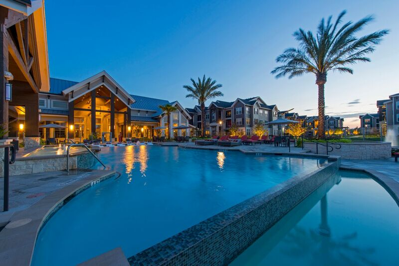 Pool at Listing #282116