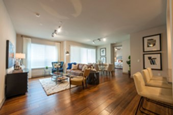 Living/Dining at Listing #280690