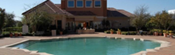 Pool at Listing #137921