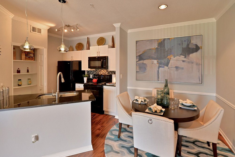 Dinning/Kitchen at Listing #137634