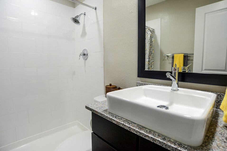 Bathroom at Listing #140555