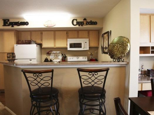 Kitchen at Listing #138558
